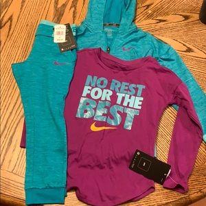 Girls Nike Jogger